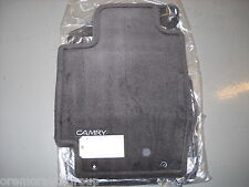 2002-2006 Genuine Toyota Camry Carpet Floor Mats, Dark Gray,OEM  PT208-32020-01