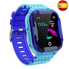 PTHTECHUS Reloj Inteligente Niño, Smartwatch para Niños IP67 con WiFi, LBS, J