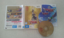 The Legend of Zelda 25th Anniversary Skyward Sword Wii Complete PAL Version