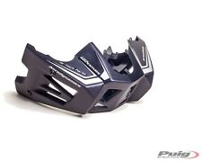 SUZUKI  V-STROM 650 /XT 2012-2016 ENGINE SPOILER GUARD BELLY PAN PUIG BLACK