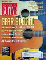 Acoustic Guitar Magazine November 2003 Gear Special Chris Smither m614