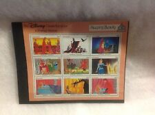 Collector Stamps Disney Sleeping Beauty 50th Anniversary