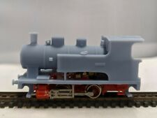 """1:43.5 RHDR No.4 """"The Bug"""" loco body and tender for Fleischman 7000 chassis"""