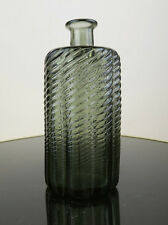 Ausdrucksvolle Rauchglas Vase, Design Max Gangkofner zugeschrieben