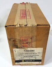 Square D FI26040BC Current-Limiting Circuit Breaker 40A, 2P, 600V, I-Line
