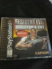 Resident Evil Director's Cut - Black Label PS1