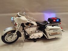 Toys R Us Fast Lane Light & Sound Police Motorcycle