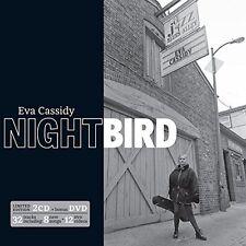 EVA CASSIDY NIGHTBIRD 2 CD / DVD SET - NEW RELEASE NOVEMBER 2015