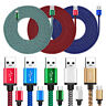 3M Strong Braided Nylon Fast USB C 3.0 Type C Data Sync Charger Charging Cable