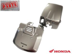 New Genuine Honda 2003 - 2019 Ruckus 50 Nps50 OEM Silver Cover Set
