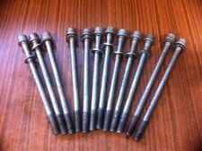 Cabeza redondeada tornillos cilindro de pernos culatas Kawasaki ZZR 600 zx600d