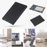 MSATA To USB 3.0 SSD Hard Disk Box Converter Adapter Enclosure External Box
