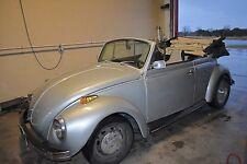 1971 Volkswagen Beetle - Classic Convertible