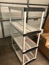 "Keter -Storage Shelves Cabinet Freestanding Heavy Duty  36""L X 18""W X 54""H"