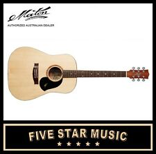 MATON S60 ACOUSTIC GUITAR ALL SOLID ROAD SERIES AUSTRALIAN TIMBER NEW with CASE