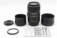 [A- Mint] Sigma AF 105mm f/2.8 EX DG OS HSM MACRO Lens for Canon EF JAPAN Y3771