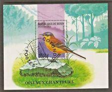 THEMATIC BIRDS FROM BENIN