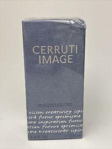 CERRUTI IMAGE MEN 100ML EDT SPRAY - SEALED, SLIGHT BOX DAMAGE AS SHOWN
