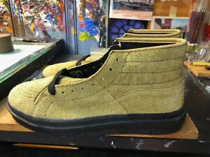 Vans Th Sk8 Boot LX Hairy Suede Tapenade Taka Hayashi Size US 13 Men's New Rare