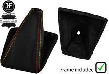 GERMAN STITCH & PINK STITCH LEATHER GEAR+PLASTIC FRAME FOR BMW X3 E83 03-10