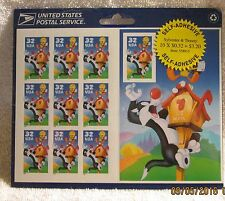 US 3205 Sylvester & Tweety Sheet  MNH - Original PO Packaging