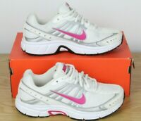 NIKE DART 8 Womens Shoes - Sz 6 US Vivid Pink White - Dad Shoe Run Gym Training