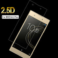 9H Premium Tempered Glass Screen Protector film Guard  For Sony Xperia  XA1 Plus