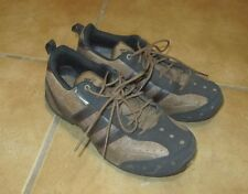 Adidas Mali Drainage System Athletic Running Shoes Brown Size Mens 7.5