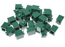 30x LEGO® Stein 1x1 3005 NEU Dunkelgrün Dark Green