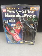 New CoPilot Universal Hands-Free Adjustable Cell Phone Holder