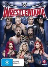 WWE: Wrestlemania 32 (DVD) - Brand new sealed 3dvd set - free post!