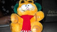 Garfield Christmas Hang On Plush Toy #84-7410