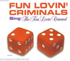 FUN LOVIN' CRIMINALS - The Fun Lovin' Criminal (UK 4 Tk CD Single)