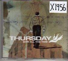 (CM194) Thursday, War All The Time - 2004 DJ CD