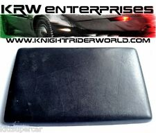 1982-1992 PONTIAC FIREBIRD KNIGHT RIDER KITT KARR K2000 KARR CONSOLE LID COVER