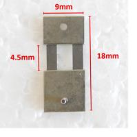 CLOCK SUSPENSION SPRING TOP QUALITY STEEL 18mm x 4.5mm x 9mm PARTS - CS585