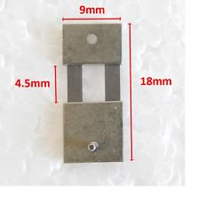 Reloj Chasis de la primavera de Acero de calidad superior 18mm X 4.5mm X 9mm Piezas-CS585