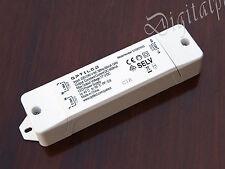 LED 2x Driver 12W Constant Output DC 600mA 17V DC Triac-dim 220-240V 60mA AC