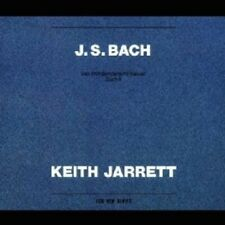 KEITH JARRETT - WOHLTEMPERIERTES KLAVIER 2 (2 CD) NEW!+++++++++++++++