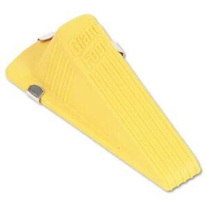 """Master Magnetic Giant Foot Doorstop - 2"""" Door Clearance - Non-skid Base, Prevent"""