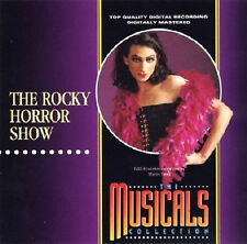 THE ROCKY HORROR SHOW CD MUSICAL CHRISTOPHER LEE ANITA DOBSON