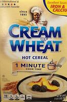 12 PACKS : Cream of Wheat Hot Cereal in 28 Oz