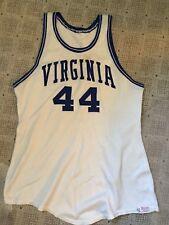 Virginia (Minnesota) Blue Devils 1970's High School basketball jersey - size 42