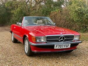 Mercedes-Benz 300SL 1988 Same Family From New Stunning Throuhout