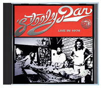 STEELY DAN Live in London in 1974, on CD