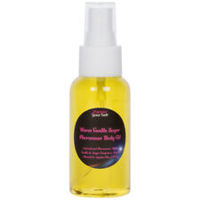 Warm Vanilla & Sugar Pheromone Perfume Body Oil 2.7 Fl Oz