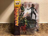 Diamond Toys Marvel Select Arachne Action Figure Spider-Woman Variant