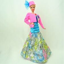 Vintage Barbie Haute Couture Dress Gown Private Collection 1989 Outfit NO DOLL