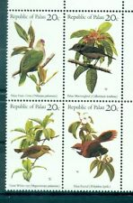 OISEAUX - BIRDS PALAU 1983