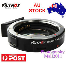 Viltrox EF-M2 Auto Focus 0.71x Aperture Booster Adapter for Canon EF lens to M43